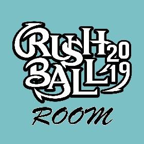 the telephonesの石毛 輝と岡本 伸明を迎え、毎年恒例のトークショー『RUSH BALL ROOM』 開催決定