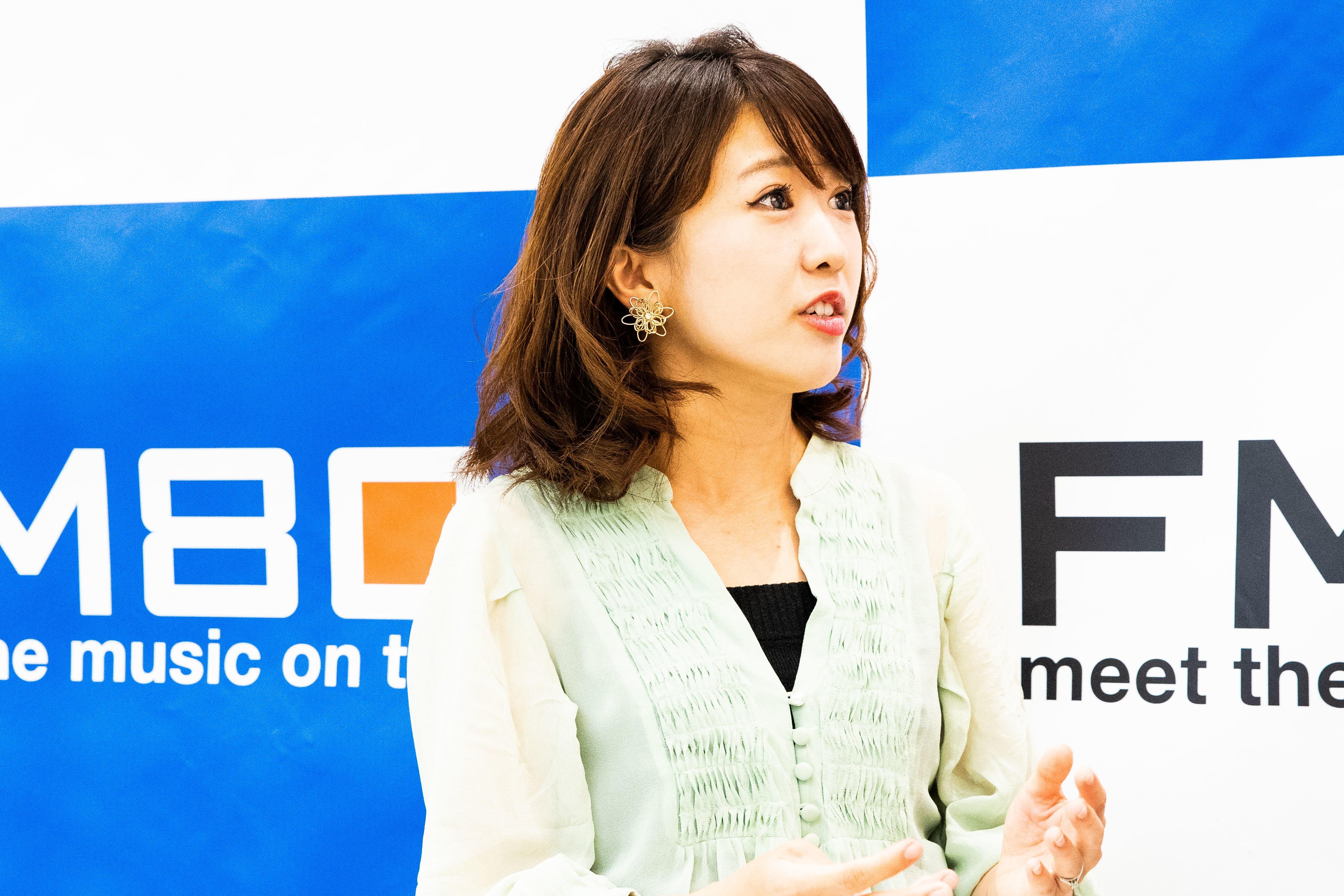 鬼頭由芽(FM802 DJ)