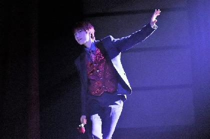「七海ひろきはめちゃくちゃかっこいい!」と佐奈宏紀ら共演者が絶賛! 舞台『RED&BEAR~クィーンサンシャイン号殺人事件~』