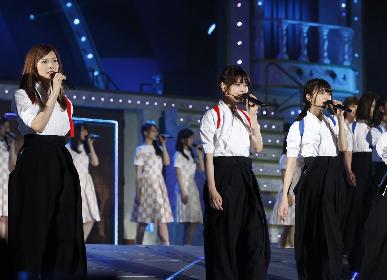 乃木坂46、最新シングル表題曲は映画『あさひなぐ』主題歌「いつかできるから今日できる」に決定  1万2千人のファンからは歓声も