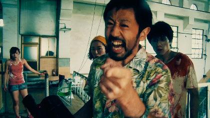 漁師町の映画祭で『カメラを止めるな!』『勝手にふるえてろ』など野外上映