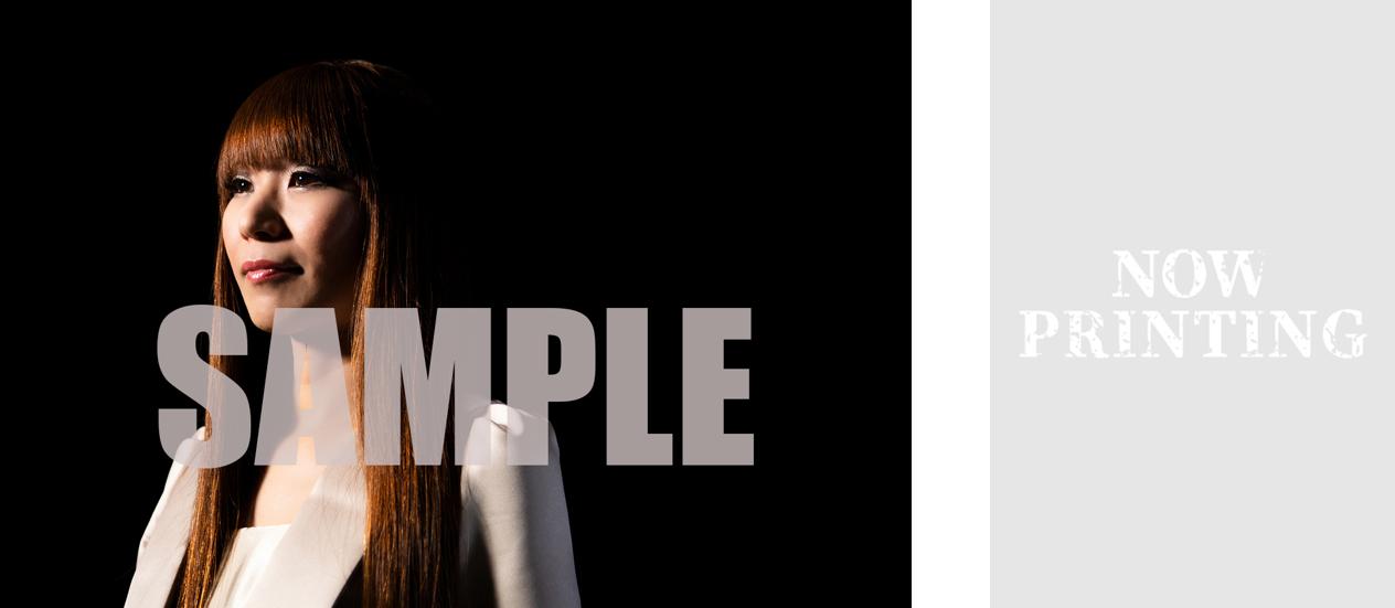 ゲーマーズ  2L判ブロマイド2枚セット (複製サイン&コメント入り彩音撮り下ろし写真ver./渡辺明夫描き下ろしジャケットイラストver.)