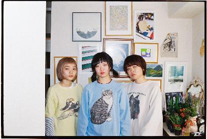 SHISHAMO、新シングル「OH!」を4月にリリース 『SHISHAMO NO YAON!!!』今年も開催決定
