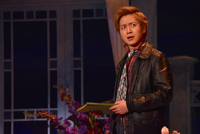 舞台『ローズのジレンマ』のゲネプロの様子
