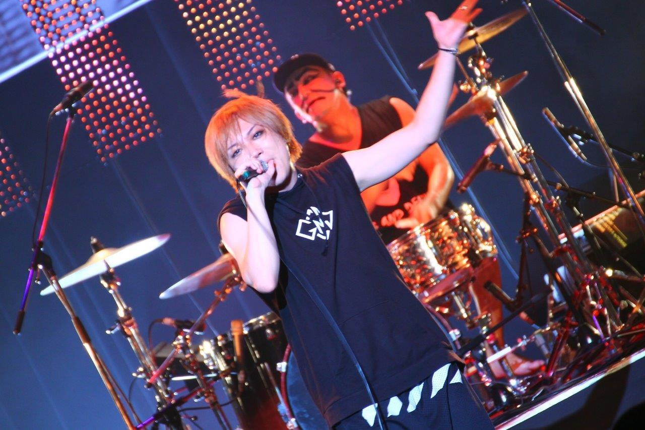 GUTS AND DEATH 『PARTY ZOO ~Ken Entwines Naughty stars~』2016.9.25