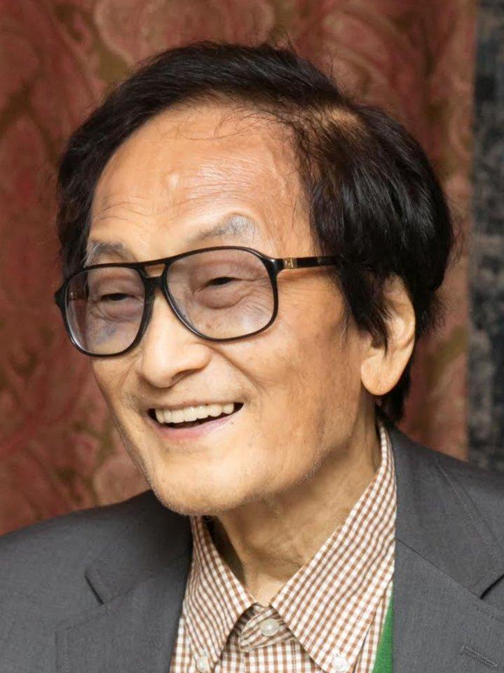 冨田勲さん (2016年4月23日)
