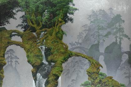 イエスなどのアートワークを手掛けるロジャー・ディーン 日本初の展覧会『アニマ・ムンディ』が開催に