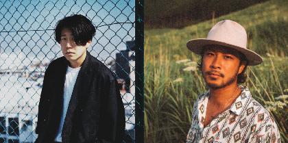 Michael KanekoとKENNY from SPiCYSOL、渋谷La.mamaで2マンライブを開催