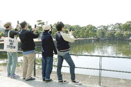 """フラワーカンパニーズ、""""日本の名所を巡る""""ツアー開催 第1弾は城・城址のある街へ"""