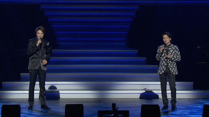 (左から)井上芳雄、中川晃教 写真提供:東宝演劇部