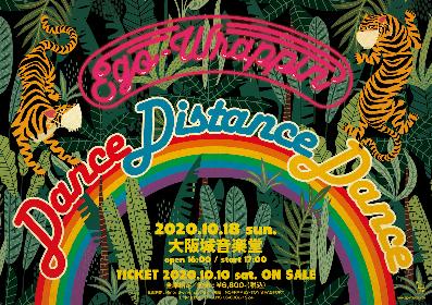 EGO-WRAPPIN' 恒例の野音ワンマンライブ『Dance, Dance, Dance』を大阪城音楽堂でも開催決定
