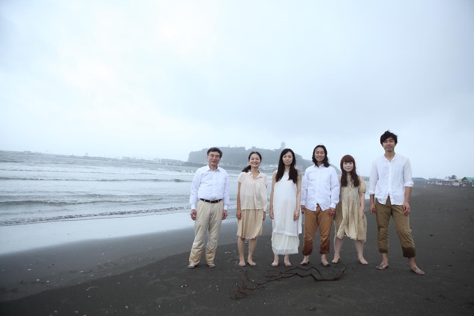 『海の五線譜』 撮影:伊藤華織