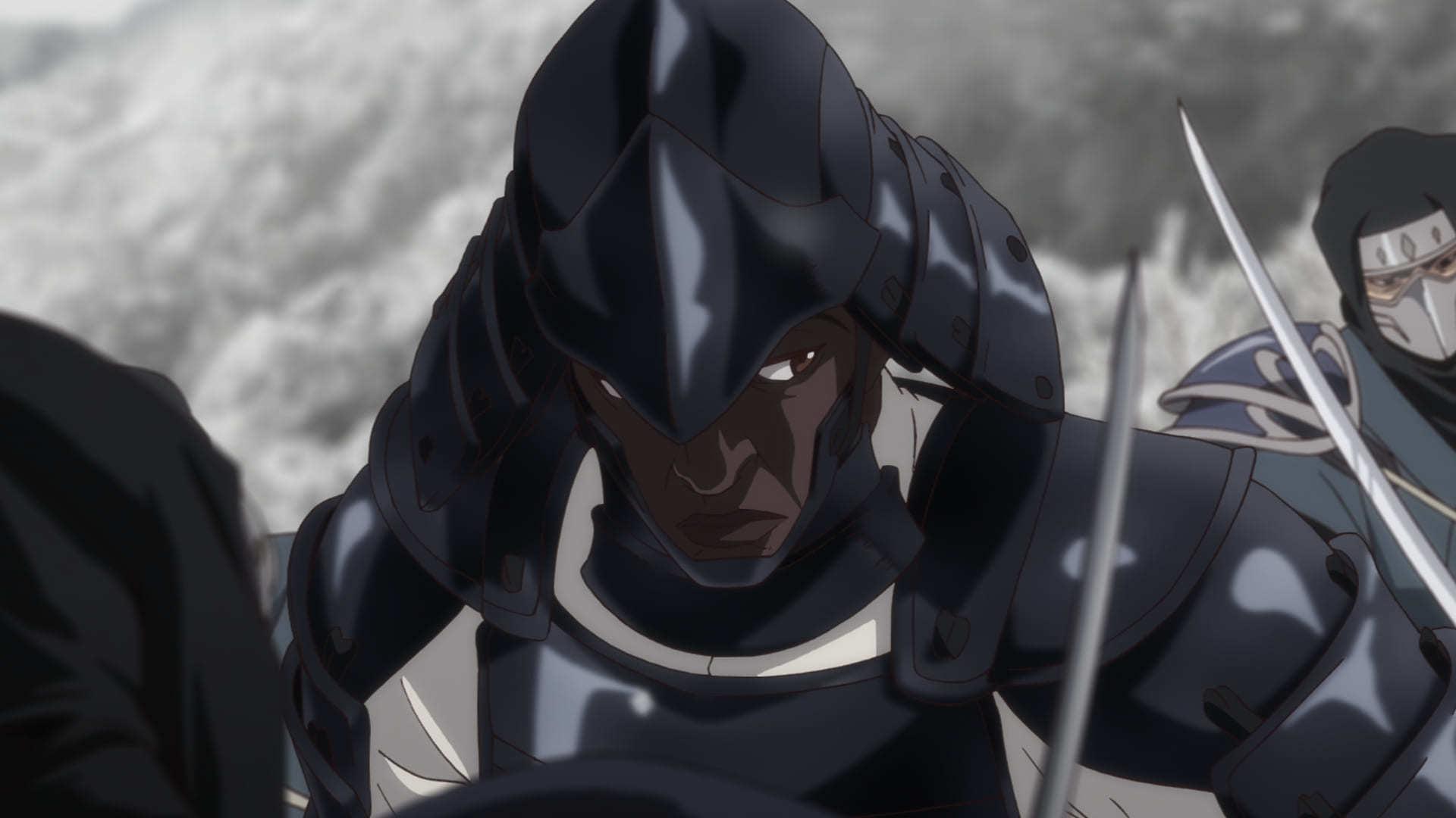 Netflixオリジナルアニメシリーズ 「Yasuke -ヤスケ-」