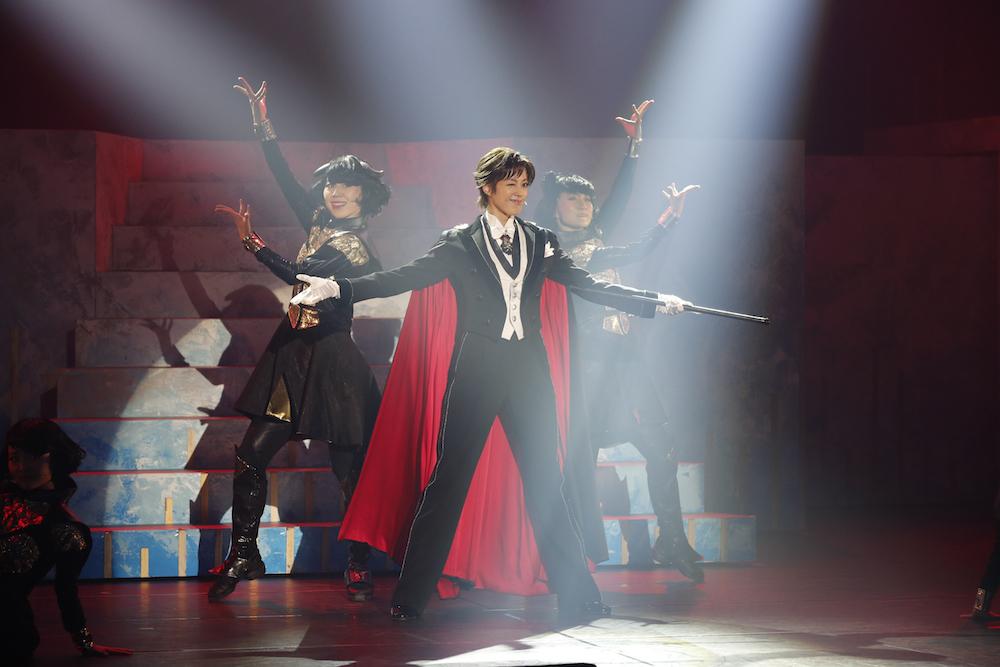 (C)武内直子・PNP/ミュージカル「美少女戦士セーラームーン」製作委員会2017