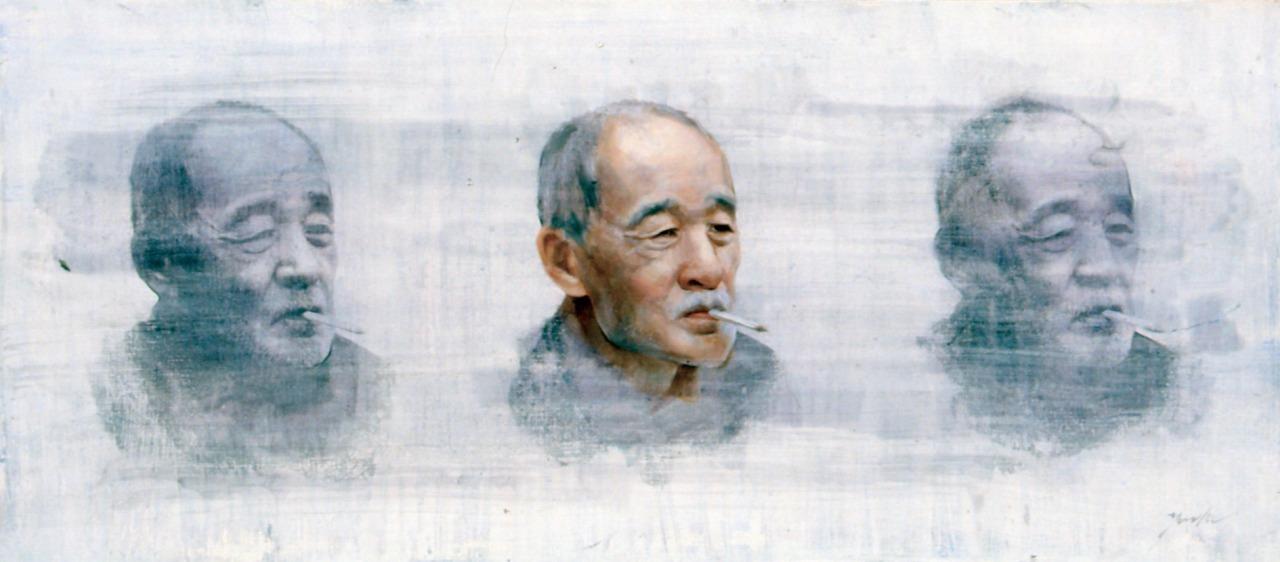 portrait 2003 タバコと音楽家
