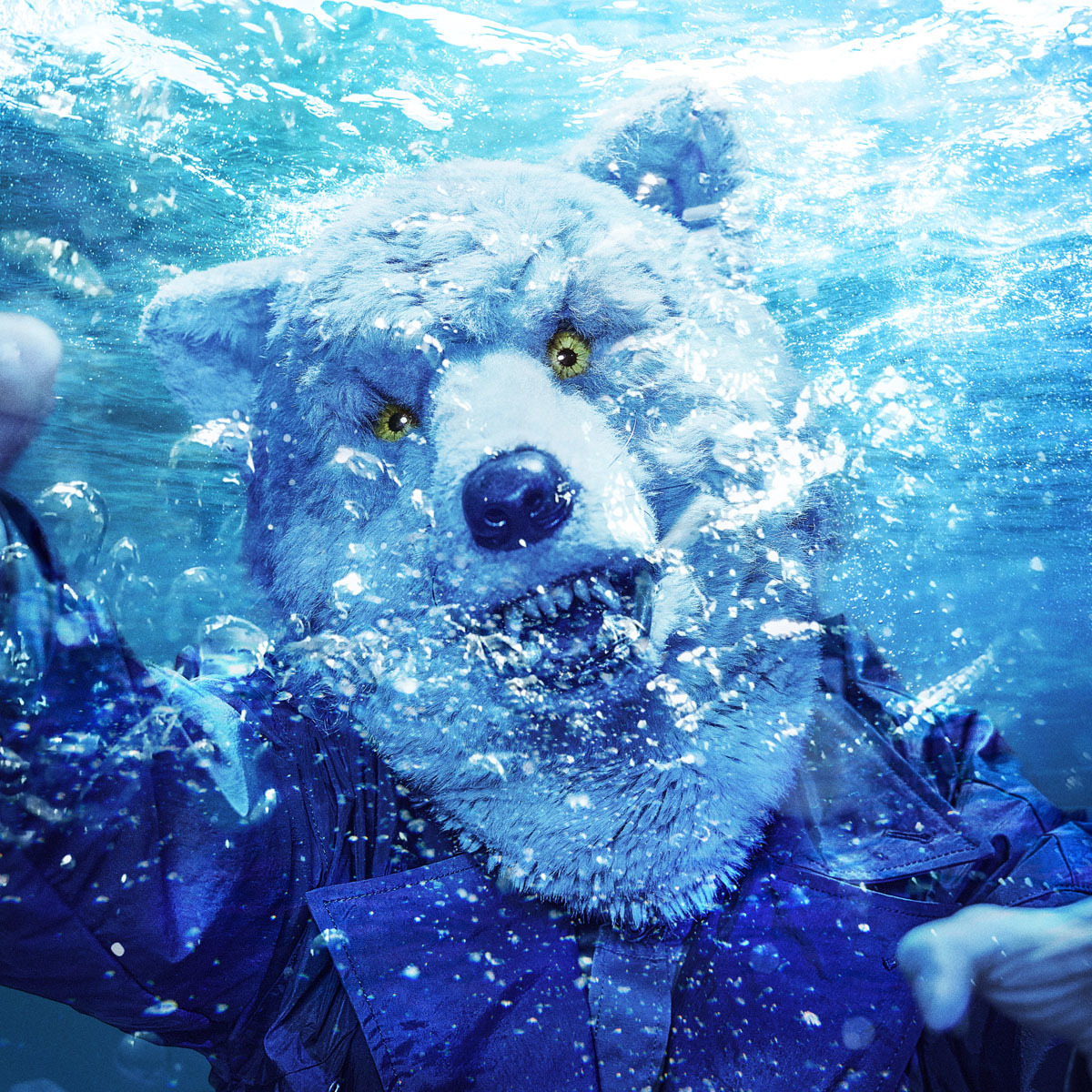MAN WITH A MISSION「INTO THE DEEP」初回限定盤