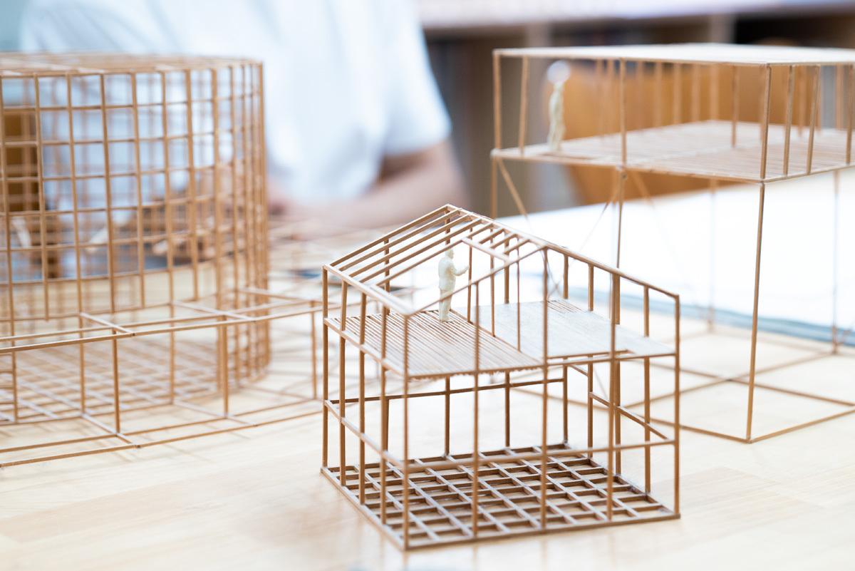 大野博史 構造模型(C)瀬尾憲司
