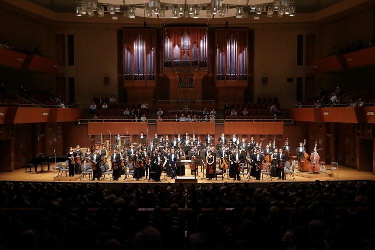 大阪交響楽団の演奏会にぜひお越しください  (C)飯島隆