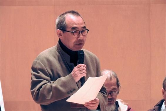 座・高円寺館長 桑谷哲男氏 (写真提供:座・高円寺)