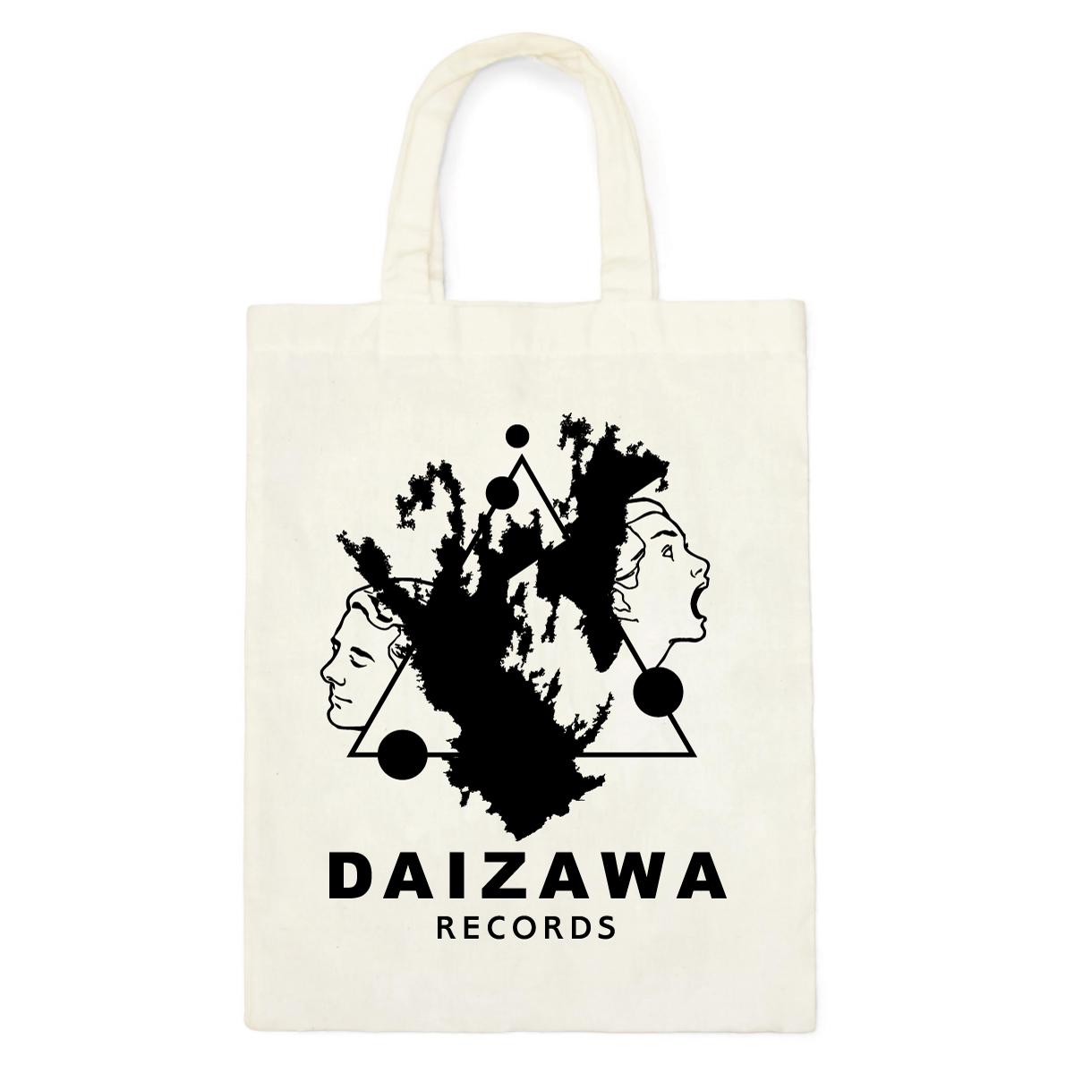DAIZAWA RECORDSロゴ入りトートバック