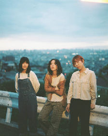 Hump Back、初の大阪城ホール単独公演を11月に開催決定