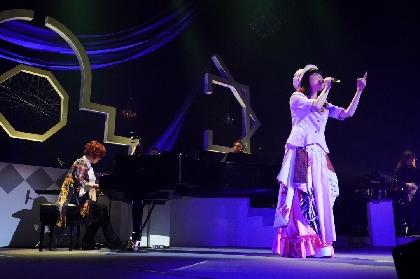 梶浦由記と石川智晶のSee-Sawがサプライズで復活 1日限りのライブ開催も発表に