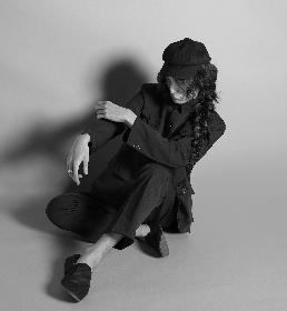 ドレスコーズ・志磨遼平、ベストアルバム『ID10+』ジャケット写真公開、菅田将暉、奇妙礼太郎へ提供した楽曲のセルフカバーも収録決定