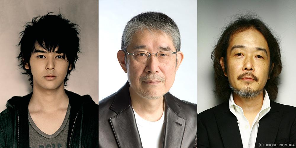 妻夫木聡、松本隆、リリー・フランキー