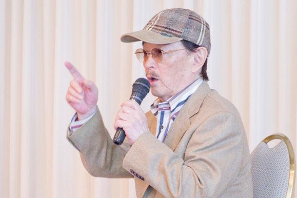 山本晋也氏