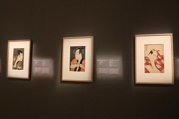 第2部「デュシャンの向こうに日本がみえる。」展示風景