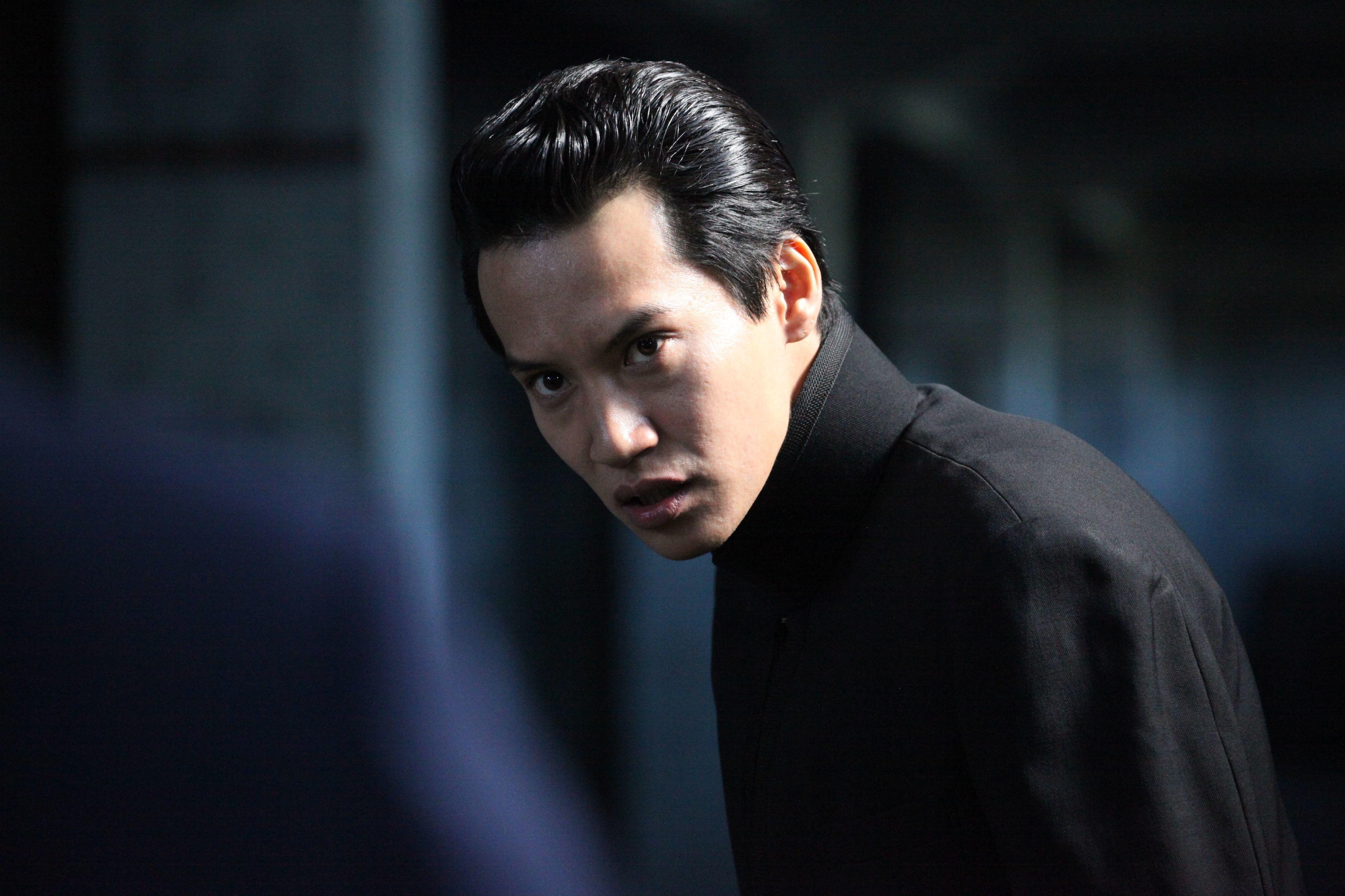 主人公・小川錦市の高校時代を演じた高木万平