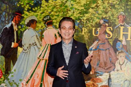 水谷豊も来場!『プーシキン美術館展 旅するフランス風景画』レポート モネ《草上の昼食》など、印象派の誕生前後を辿る旅へ
