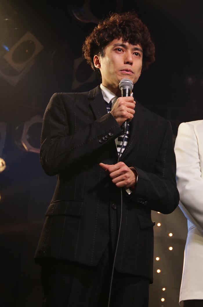演出の藤田俊太郎