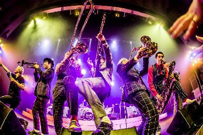 スカパラ、冬にライブハウスツアー開催決定 アメリカツアーでは初のチリ・アルゼンチン・コロンビア公演も