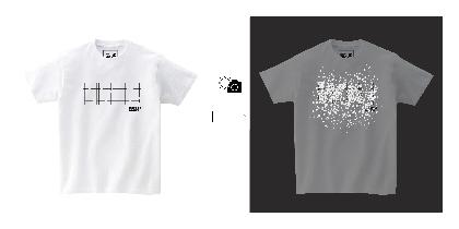 スマホのフラッシュ撮影でデザインが変わるTシャツ! アンリアレイジが『フエルサ ブルータ』のためにデザイン