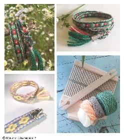 「ムーミンショップ」二子玉川店で、8月5日からフィンランドの伝統手芸「ピルタナウハ織」のワークショップが開催