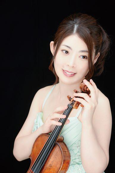 印田千裕(ヴァイオリン) ©小島竜生