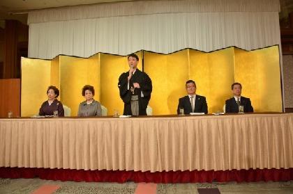 市川春猿が劇団新派に入団  来年1月『華岡青洲の妻』から河合雪之丞へ改名