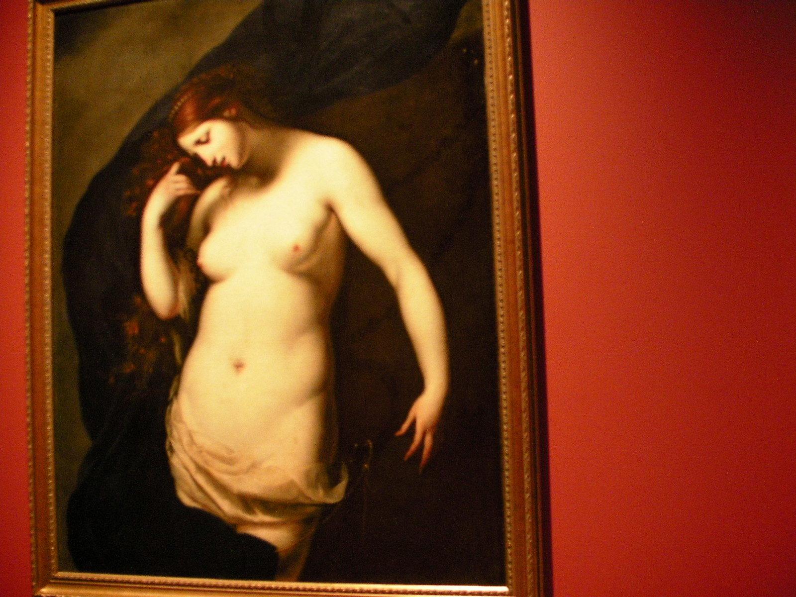フランチェスコ・フリーニ《アンドロメダ》(1636)