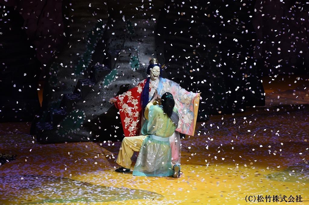 『野田版 桜の森の満開の下』