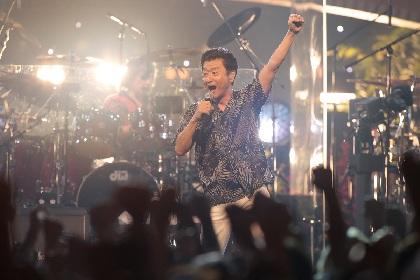サザンオールスターズのNHK総合スペシャル番組『40周年プレミアム「クローズアップ!サザン」』再放送決定