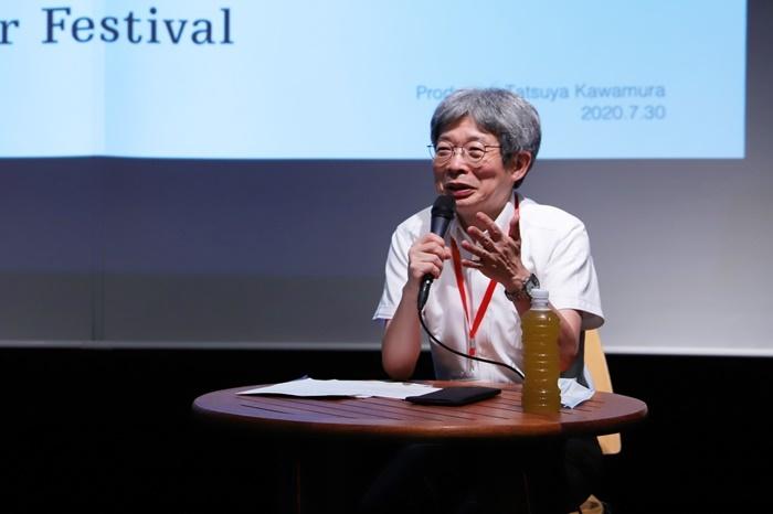 平田オリザフェスティバルディレクター。
