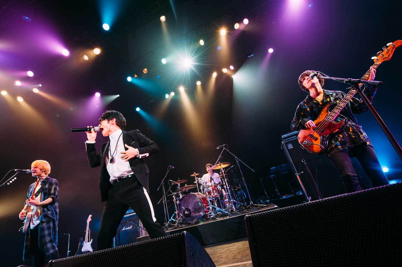 『SKY-HI Round A Ground 2017』ツアーファイナル(写真:ハタサトシ)