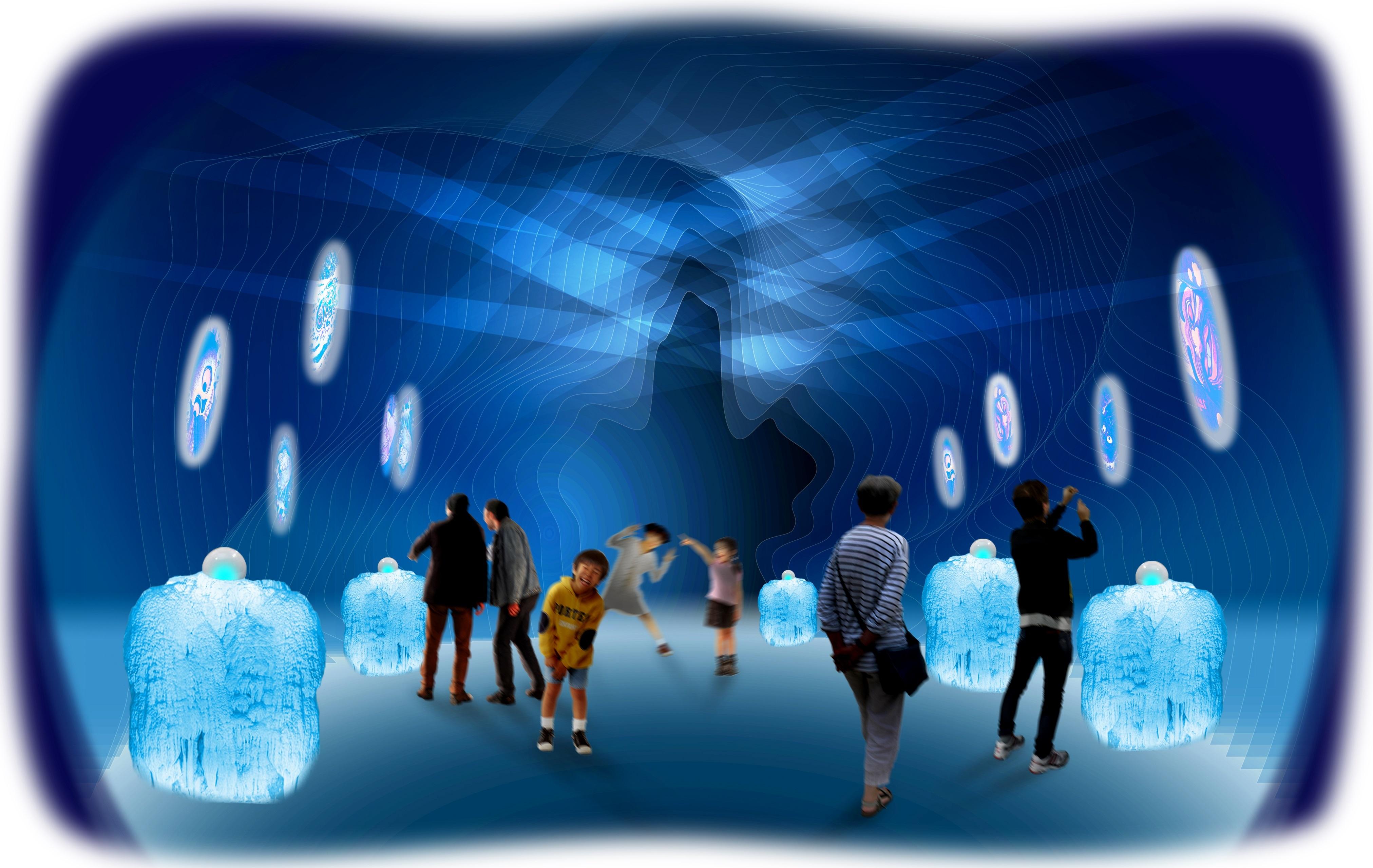 妖光の洞窟イメージ (C)水木プロダクション