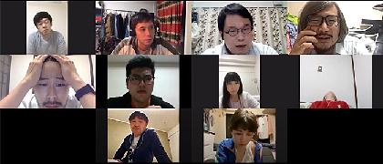 劇団「地蔵中毒」がYouTube公式チャンネル開設、ドキュメンタリー作品で劇団の裏側を初公開