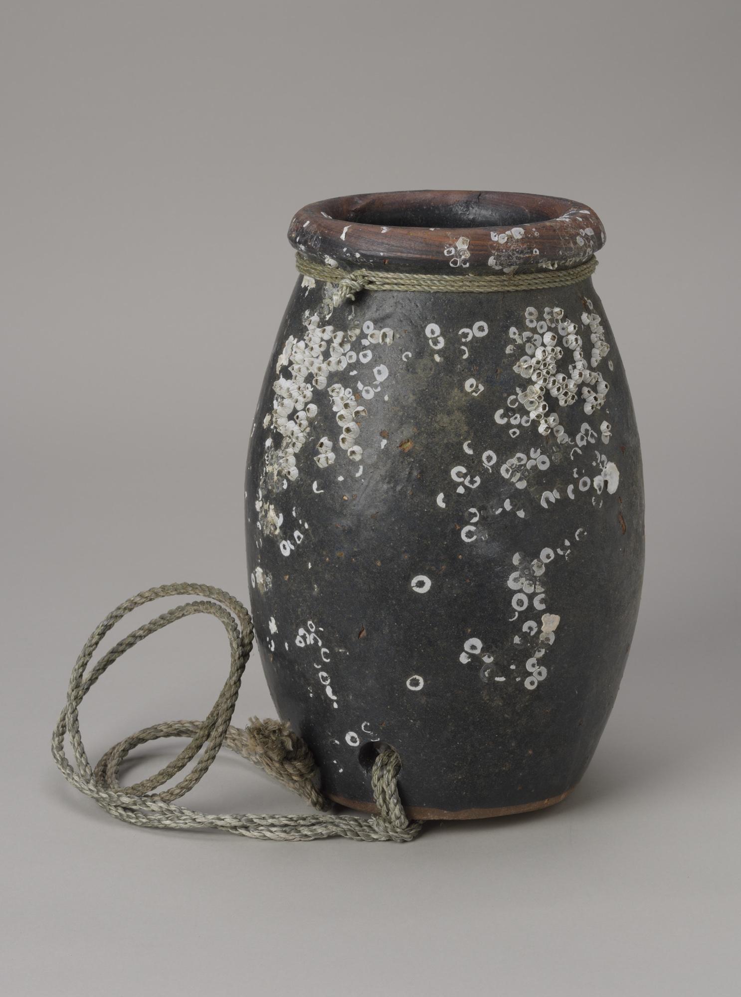 水俣漁夫のたこ壷 国立歴史民俗博物館蔵