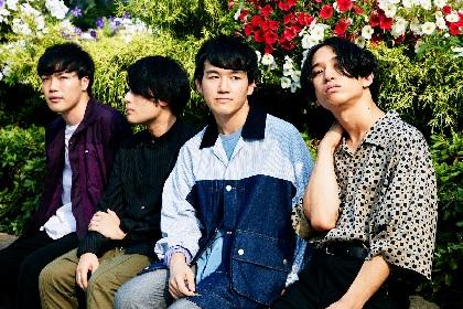 マカロニえんぴつがニューシングルのリリースと対バンツアー開催を発表