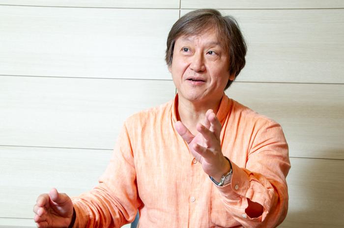 新国立劇場 オペラ芸術監督 大野和士 (撮影:長澤直子)