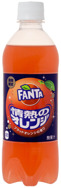 ファンタ 情熱のオレンジ 490mlPET