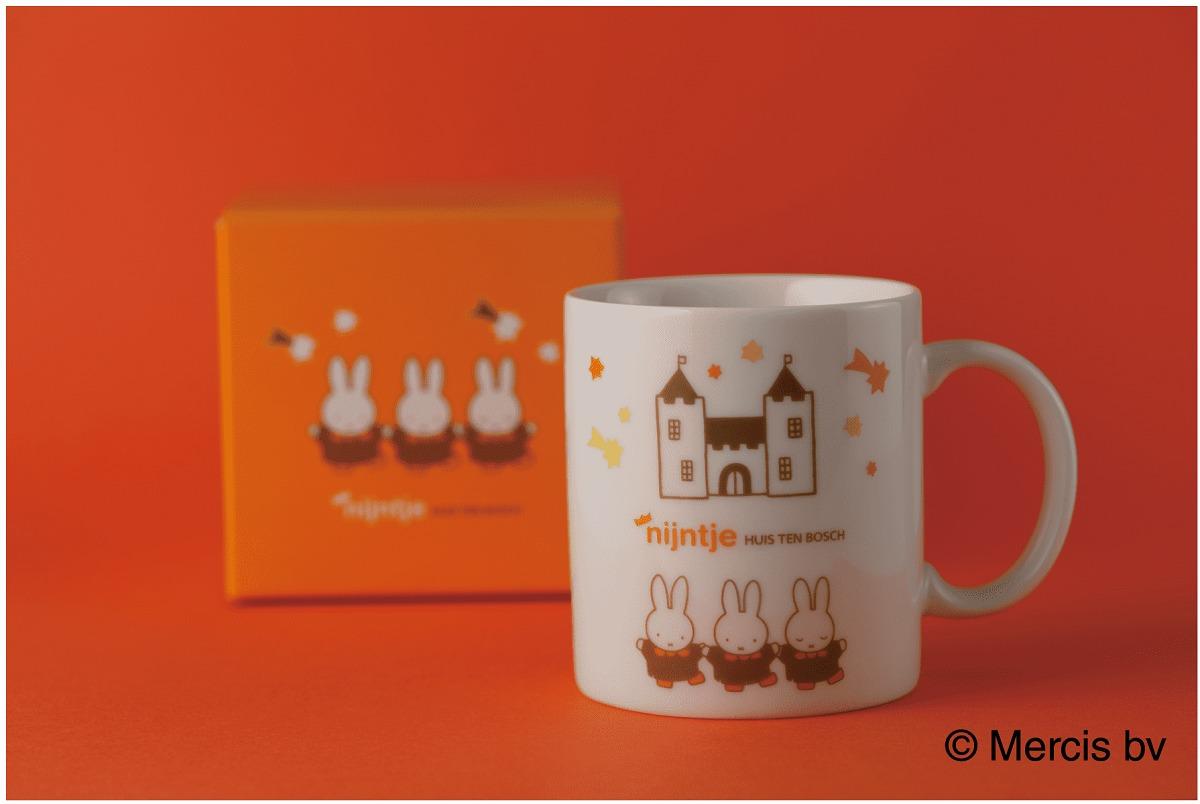 キングダムミッフィーマグカップ